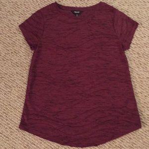 Simply Vera Wang - Size Medium Short Sleeve Top